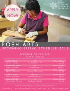 Spring_2016_POEH Classes